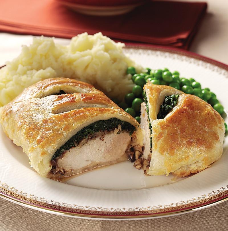 Easy Chicken Wellington Mygreatrecipes